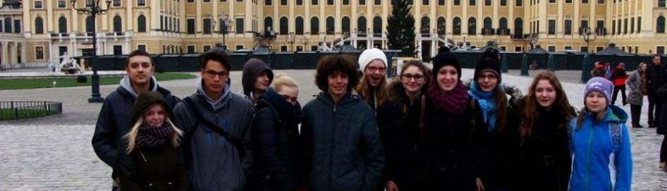 Dijaki 1. c na Dunaju