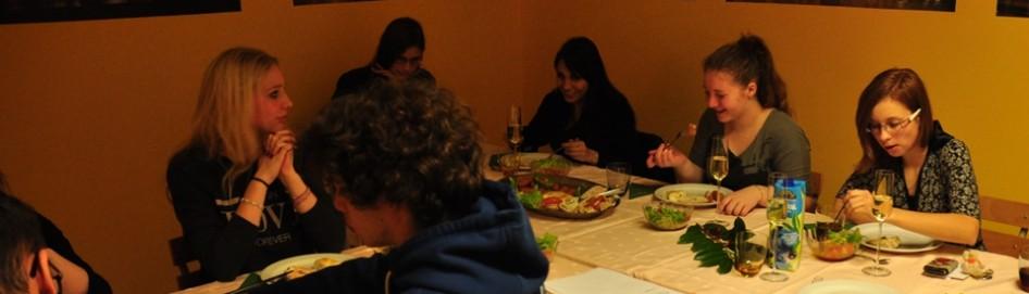Meščanska večerja