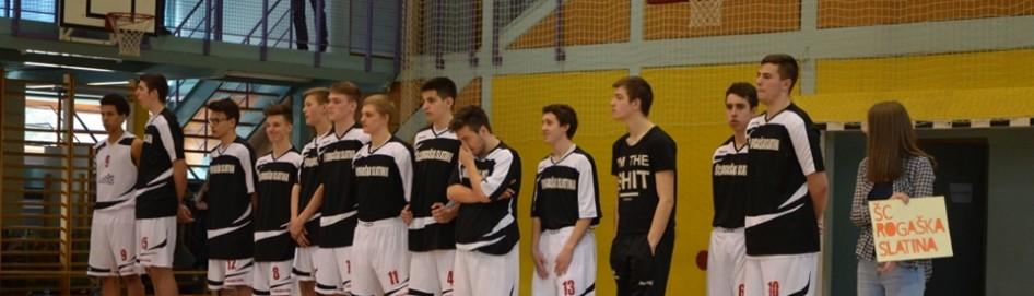 DPSŠ v košarki – finale – PODPRVAKI!