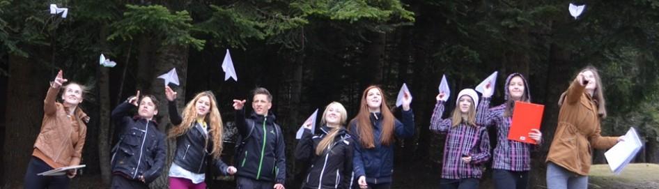 Naravoslovno – športni tabor