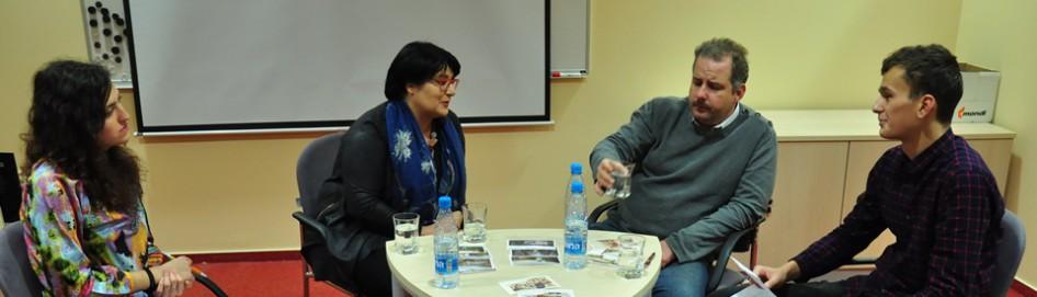 Okrogla miza o novinarski etiki