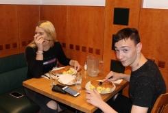 Dunaj_večerja
