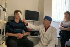 Merjenje vida v Optiki Kameleon 2