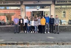 Obisk v Optiki Pirc Maribor